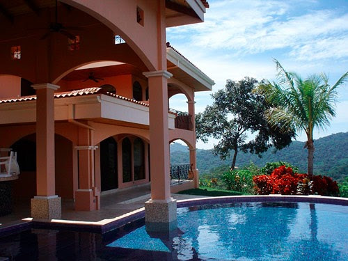 Costa Rica Lake Arenal Real Estate Lomas Del Mar