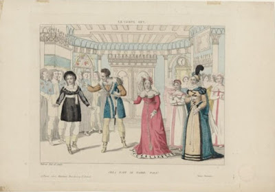 Rossini's Le comte Ory in 1830