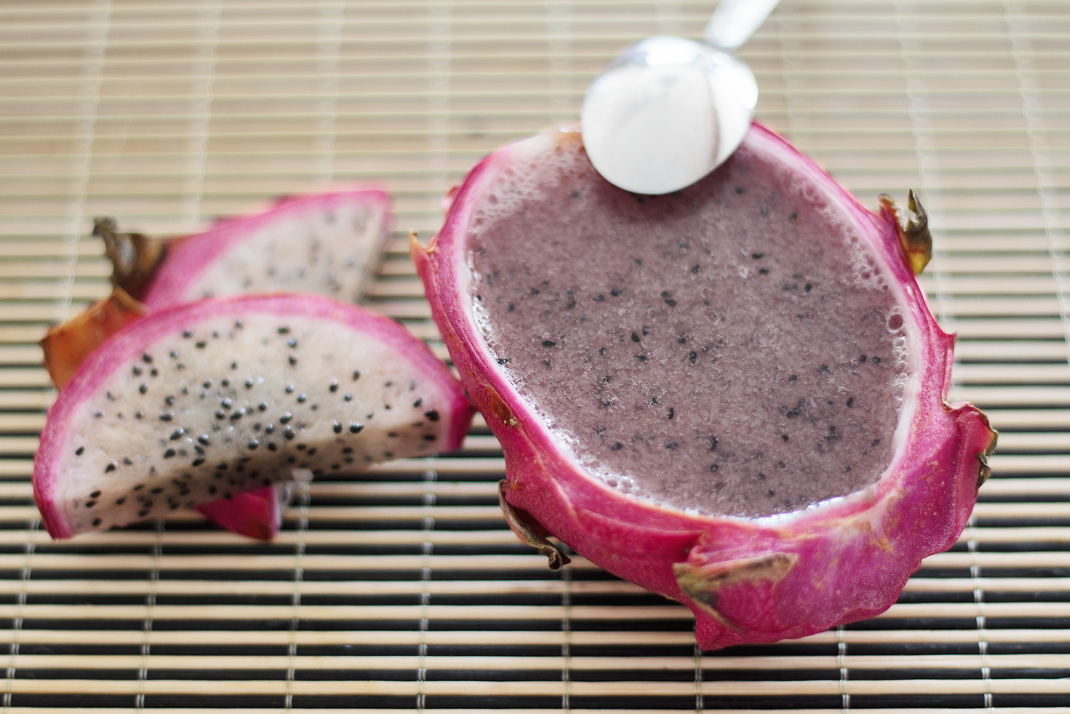 recipe with dragon fruit