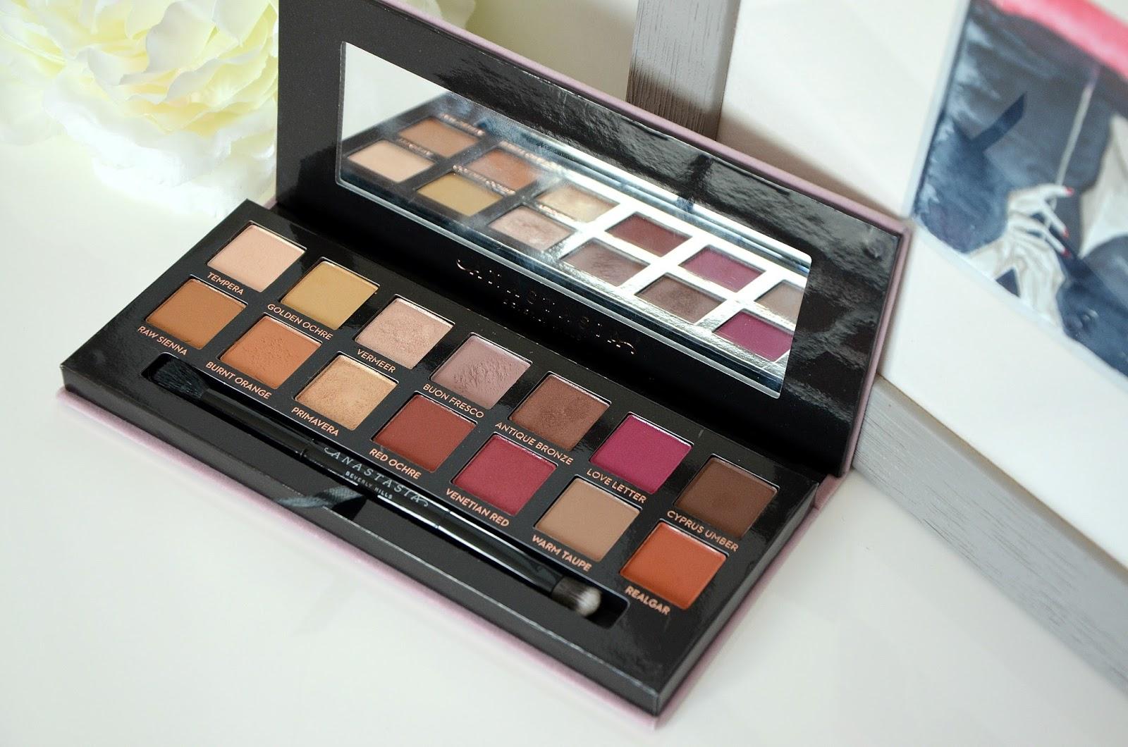 Anastasia Beverly Hills ABH modern renaissance eyeshadow palette