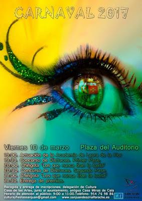 Carnaval de San Juan de Aznalfarache 2017