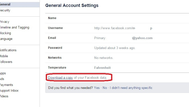Facebook account permanently delete kaise karte hai with image facebook id deleting process ccuart Images
