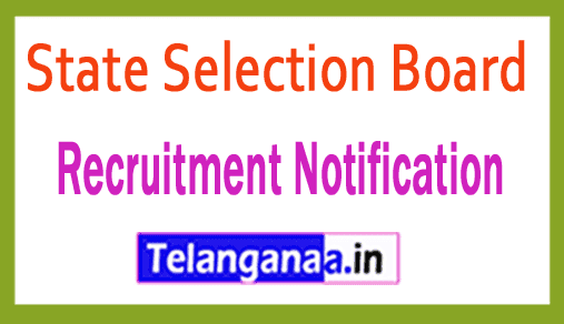 State Selection Board SSB Recruitment