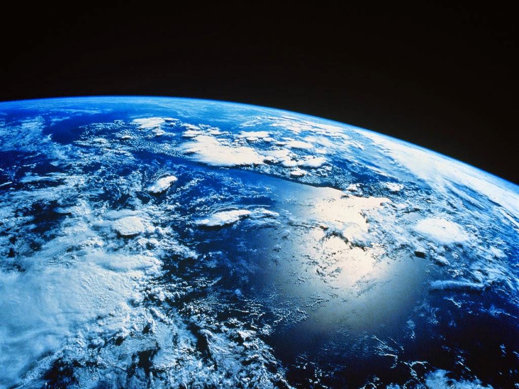 O Sistema Solar - parte 5: Terra, o planeta azul