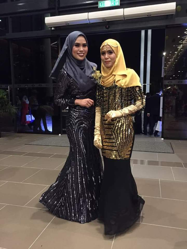 Premium Beautiful By Diana Hassan Idea Untuk Tema Dinner