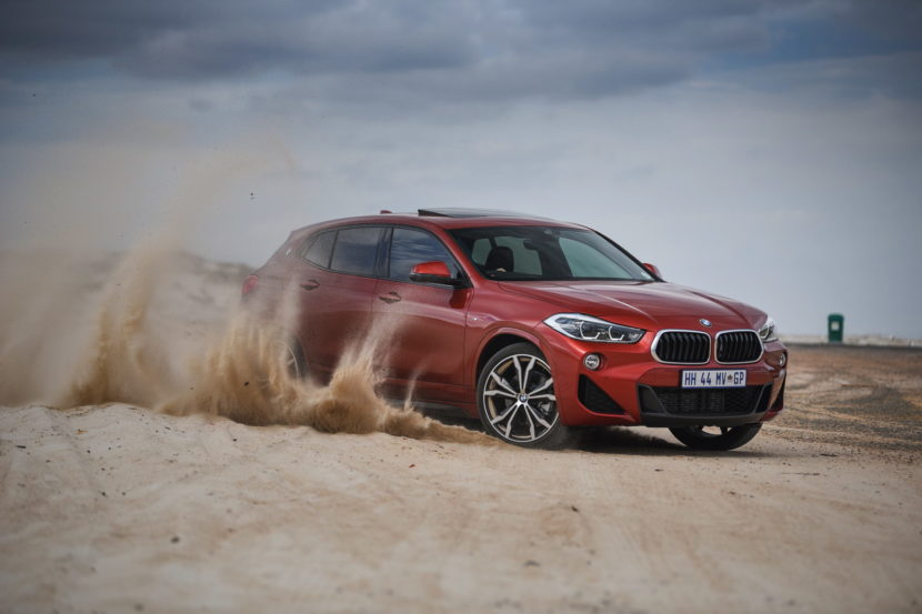 The New BMW F39 X2 Praised Its Market Dispatch In South Africa A Couple Of  Days Back, Which Presents To Us Some New Photographs. You Can See The City  SUV ...