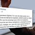 Facebook eliminó publicación de Rafael Correa