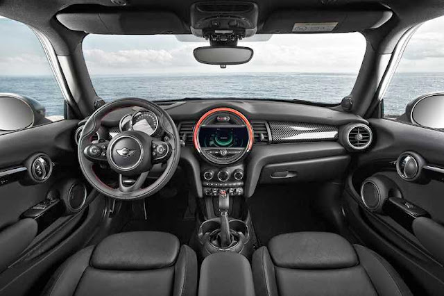Interior All-New MINI Cooper