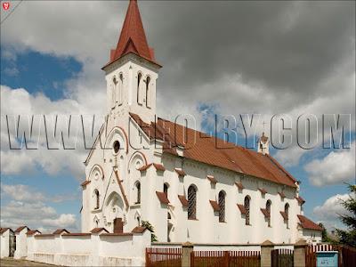 Коссово, Меречевщина. Костел Святой Троицы