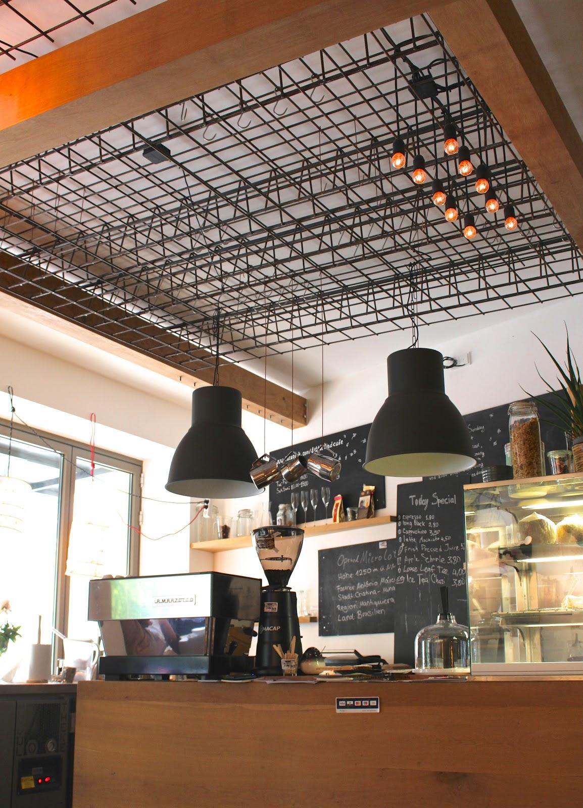 Little Kind Cafe Munich interior