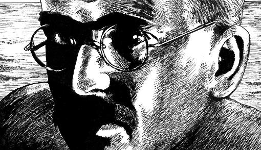 """""""Tesis de filosofía de la historia""""  por Walter Benjamin."""