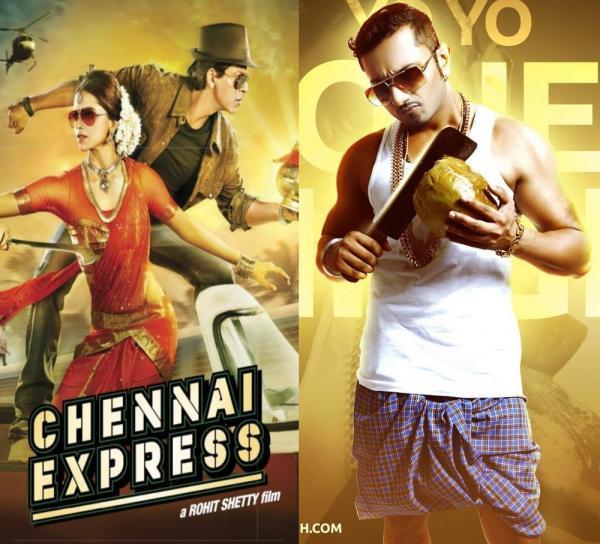 Lungi Dance Chennai Express Free Download: Hindi Song Lyrics : Lungi Dance Song Lyrics From Chennai