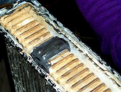 Ini Besaran Biaya Perbaikan Radiator Mobil Yang Bocor