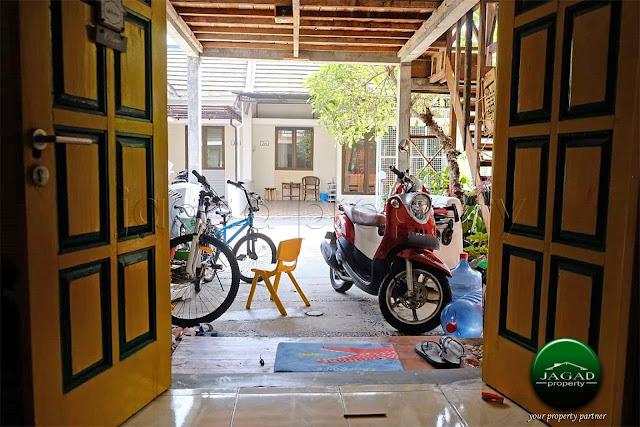 Rumah Etnik Modern dekat Kampus UMY