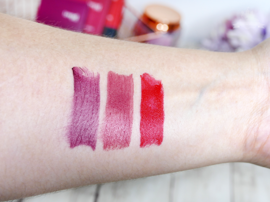 Trend it up Lips & Perfumes Limited Edition Lippenstift Swatches