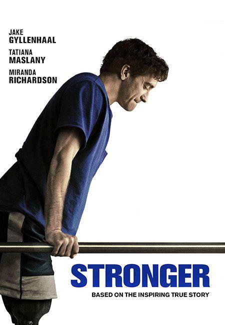Stronger [2017] [DVDR] [NTSC] [Latino]