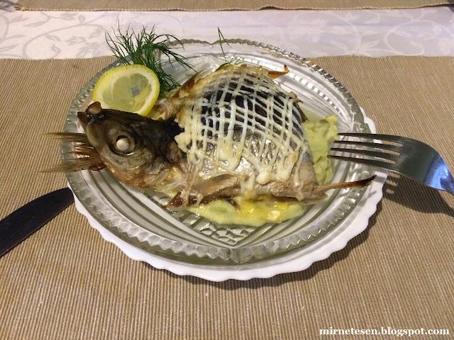 Байкальск - на ужин запечённый омуль