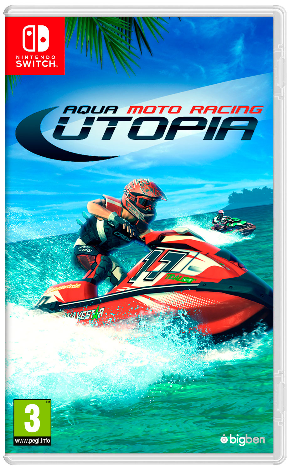 Snow Moto Racing Freedom y Aqua Moto Racing Utopia se anuncian para Nintendo Switch