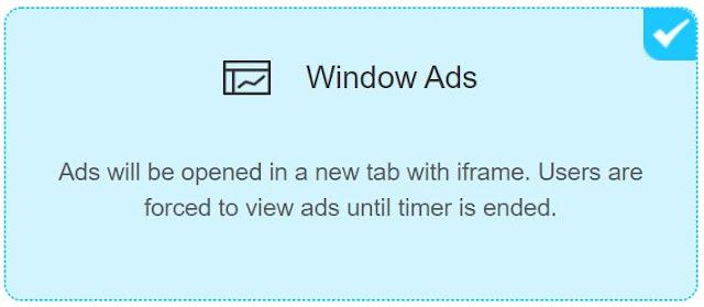 coinpayu window ads