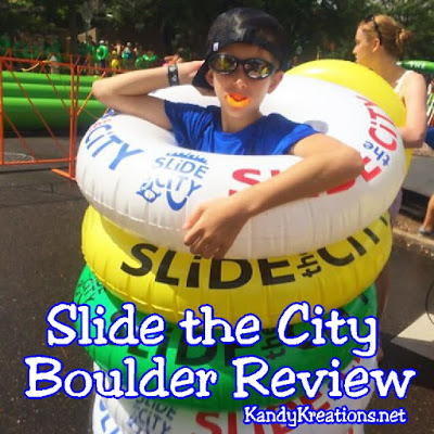 Make some fun summer memories with your family when you Slide the City. Get all the scoop on our fun when we did Slide the City Boulder as well as some free printable Journaling cards for scrapbooking your memories.