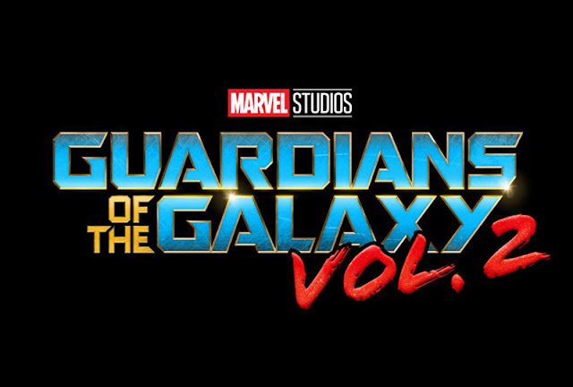 Nuevo logo de 'Guardians of the Galaxy Vol. 2' y revelado el padre de Star-Lord