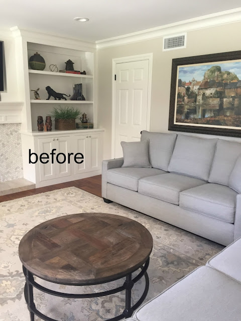Family Room Makeover In Three Hours Classic Casual Home