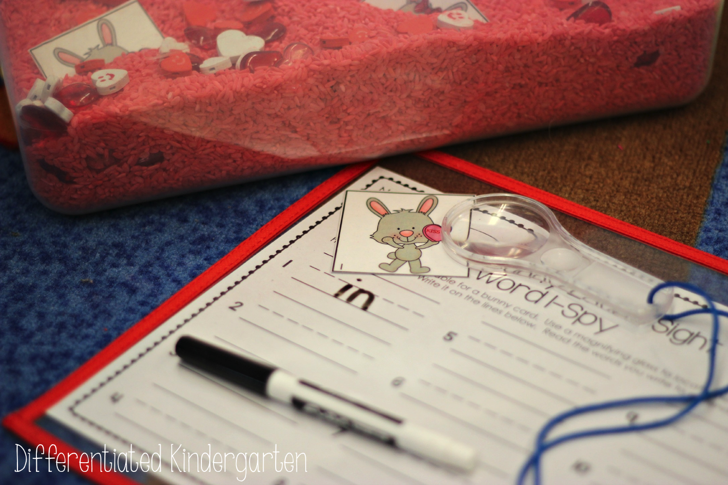 A Differentiated Kindergarten A New Spin On Morning Work And A Freebie To Get You Organized