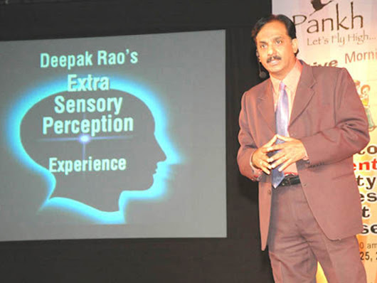 Deepak RAO's 'ESP' Show adds sweetness to the Diabetic Foundation event - Pankh....
