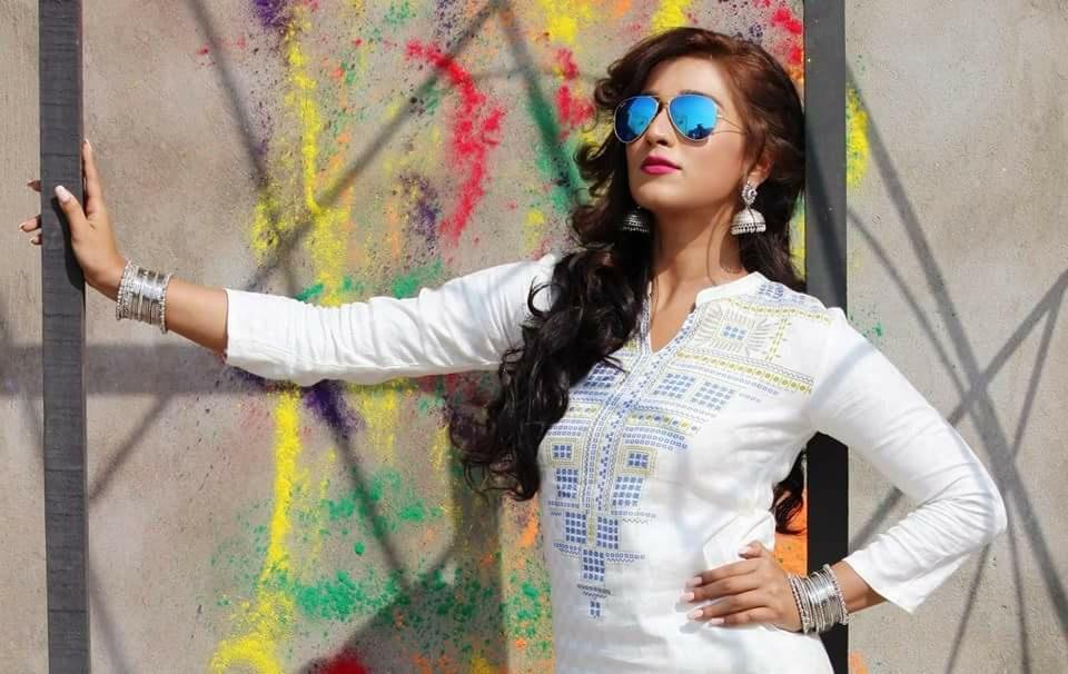 Sayantika Banerjee HD Wallpaper