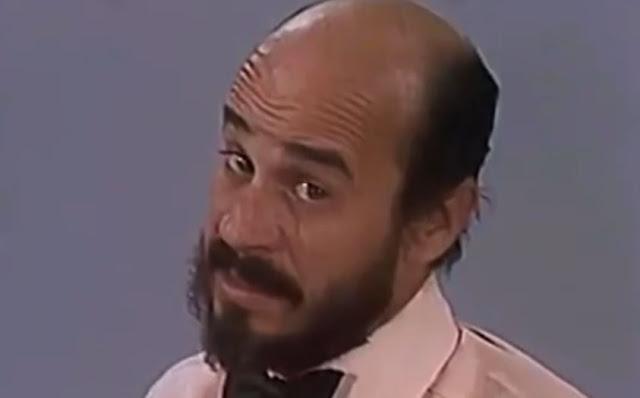 A terceira aparição do personagem no seriado