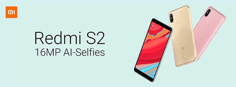 Xiaomi Redmi S2 will be on a flash sale again at Lazada Philippines 12NN today!