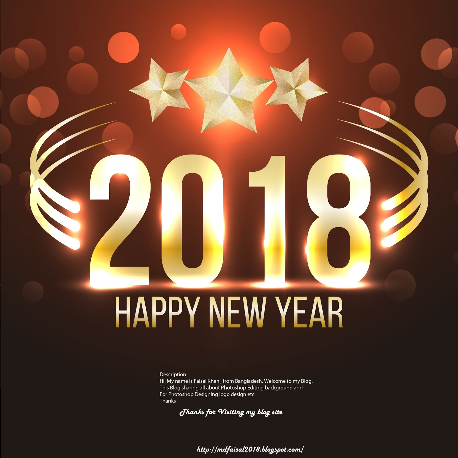 on this day individuals greet each other by sending happy new year photos and new year wishes and happy new year pictures in hd 2018 to their friends and