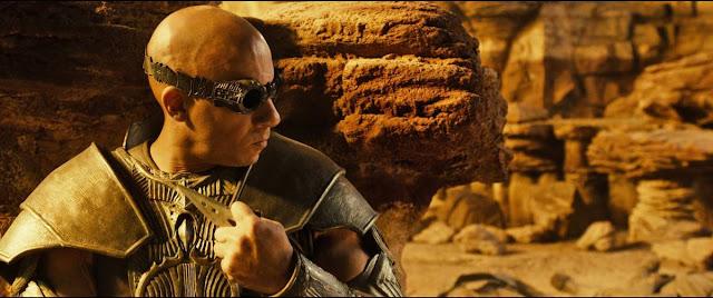 Vin Diesel sera de retour dans Riddick 4, Furya.