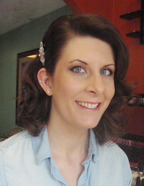 bride makeup no flash