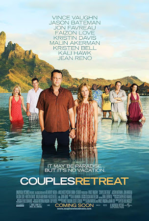 Poster Of Free Download Couples Retreat 2009 300MB Full Movie Hindi Dubbed 720P Bluray HD HEVC Small Size Pc Movie Only At worldfree4u.com
