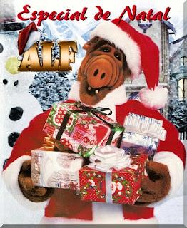 Série Alf O Eteimoso Especial de Natal (1987) Capa