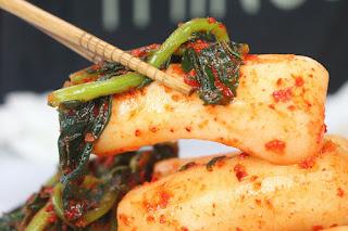 Ini Dia Khasiat dari Kimchi Bagi Kesehatan