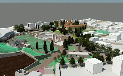 Ένα Πάρκο βάζει μια πόλη στον χάρτη