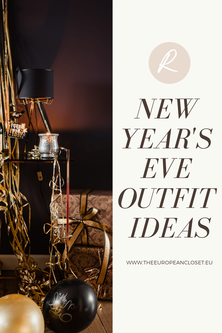 New Year's Eve Outfit Ideas | The European Closet