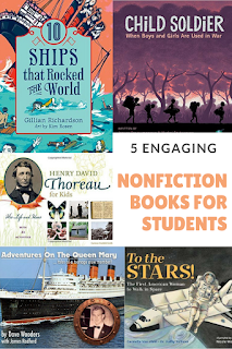 5 Engaging Nonfiction Books for Students