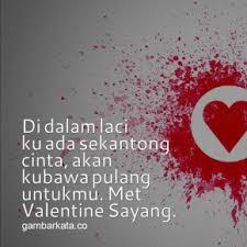 Gambar Kata Kata Valentine Day 2016 Untuk Pacar Gambar