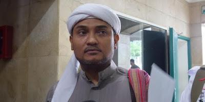 Novel Bamukmin Menuding Bahwa SP3 Kasus Habib Rizieq Dibarter dengan Sukmawati