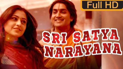 Poster Of Sri Sathya Narayana 2016 Hindi Dubbed 720p HDRip x264 Free Download Watch Online downloadhub.net