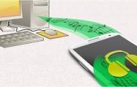 Streaming di musica wifi o internet dal PC (su Android)