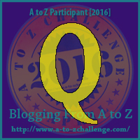 Q is for: Quicksand - A Wandering Vine #AtoZChallenge