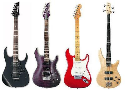Gitar Listrik Terbaru