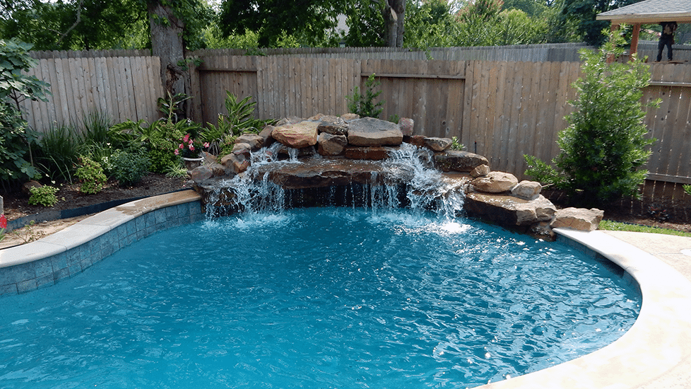 Custom Free From Inground Rock Pools DFW  6