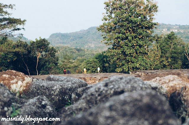 Foto Ratu Boko