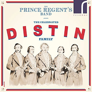 The Celebrated Distin Family - Prince Regent's Band - Resonus Classics