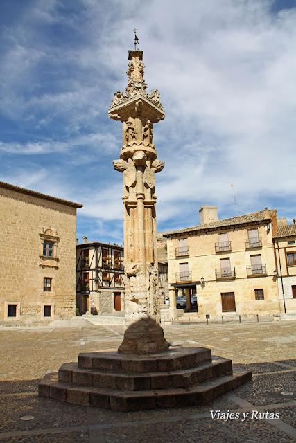 Rollo jurisdiccional de Peñaranda de Duero, Burgos